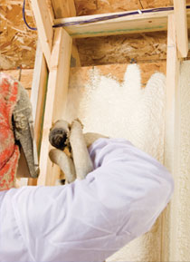 Albany Spray Foam Insulation Services and Benefits
